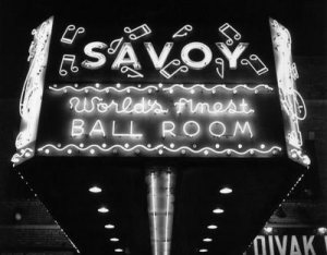 Image of the Savoy Ballroom