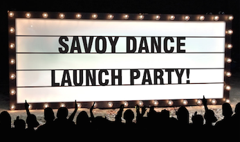 Join Us At The Launch Party Swing Dancing Canberra